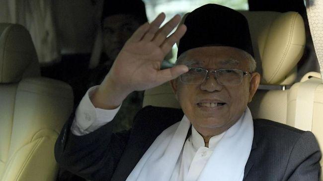 Ada permintaan agar Ma'ruf Amin mundur atau nonaktif dari jabatan Ketua Umum MUI. Namun meski tetap menjabat, Ma'ruf dinilai tak melanggar AD/ART MUI.