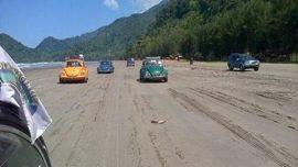 Cerita VW Kodok, 'Lompat' dari Jawa ke Ujung Sumatera