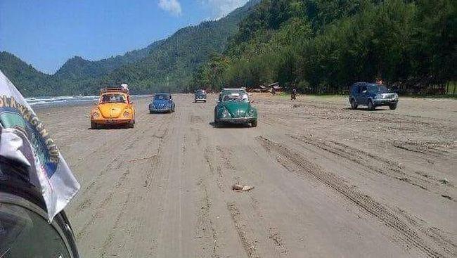 Pemilik mobil punya banyak pilihan destinasi liburan dengan Beetle, salah satunya lokasi wisata di Sabang, Aceh.