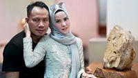 Usai Digerebek Vicky Prasetyo, Angel Lelga Dibawa Ke Polres Jaksel