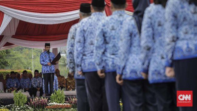 PNS di lingkungan Pemprov DKI Jakarta tak boleh izin keluar daerah dan harus hadir mengikuti pembahasan RAPBD DKI 2020 hingga selesai.