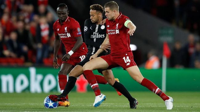 Paris Saint-Germain pantang membuat kesalahan saat menjamu Liverpool di laga kelima Grup C Liga Champions 2018/2019 di Stadion Parc des Princes.