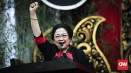 Megawati Harap Gerindra Semakin Kuat Kepakkan Sayap Garuda