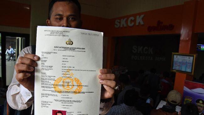 Skck Keliling Upaya Tekan Perilaku Koruptif Di Kantor Polisi