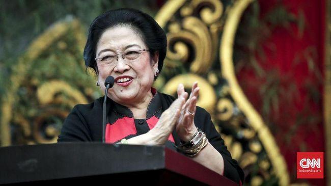 Ketua Umum PDIP Megawati Soekarnoputri resmi menyandang gelar profesor kehormatan dengan status guru besar tidak tetap Universitas Pertahanan.