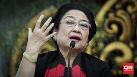 Megawati Nyoblos di Kebagusan, Ma'ruf Amin di Koja