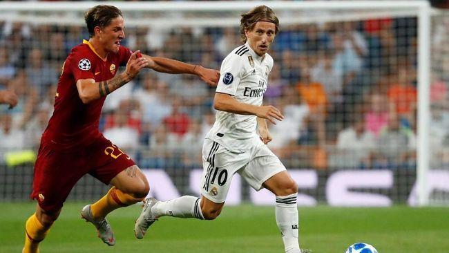 AS Roma akan menjamu Real Madrid dalam Liga Champions di Stadio Olimpico, Selasa (27/9) malam, berikut jadwal siaran langsung laga tersebut.