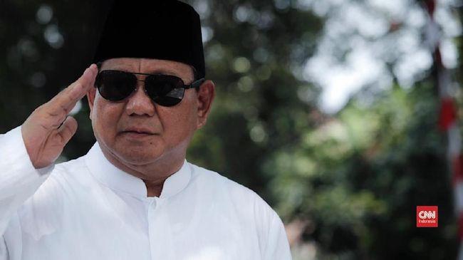 Prabowo menilai radikalisme muncul karena rasa frustrasi, pesimisme, dan berujung pada krisis kepercayaan terhadap kepemimpinan negara.