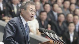 Presiden Korsel Desak AS-Korut Lanjutkan Dialog Denuklirisasi