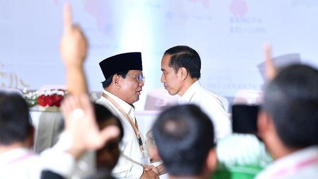 Jubir BPN Prabowo-Sandi, Andre Rosiade menyebut banyaknya pemilih muda dan berpindidikan tinggi yang memilih 02 menunjukkan pemilih Prabowo-Sandi berakal sehat.