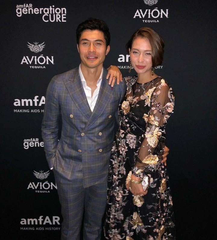 <p>Henry menikah dengan presenter dan instruktur kebugaran keturunan Italia-Taiwan bernama Liv Lo di Sarawak, Malaysia, pada Agustus 2016 lalu. (Foto: Instagram/henrygolding) </p>