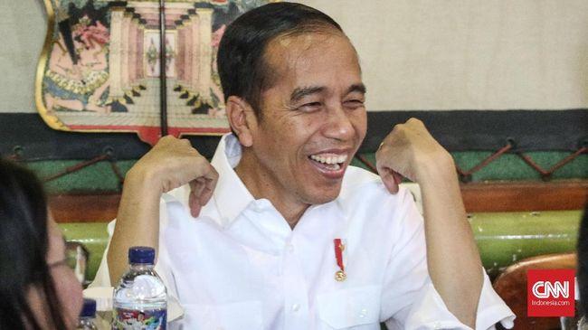 Presiden Jokowi menyebut politikus sontoloyo sebagai politisi yang menggunakan segala jurus jelang tahun politik.