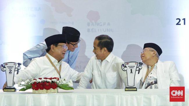Keluarga eks presiden menjadi daya tarik bagi Jokowi-Ma'ruf maupun Prabowo-Sandiaga. Pengaruh yang mereka miliki menjadi strategis di Pilpres demi dulang suara.