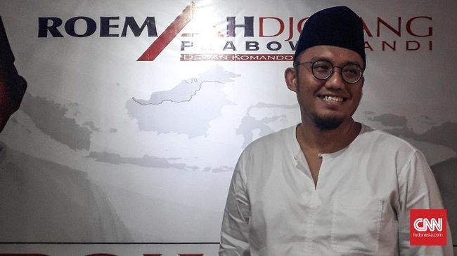 Wakil Ketua dan Koordinator Jubir Timses Prabowo-Sandi, Nanik S Deyang dan Dahnil Anzar serta Presiden KSPI Said Iqbal dikonfrontir polisi terkait kasus Ratna.