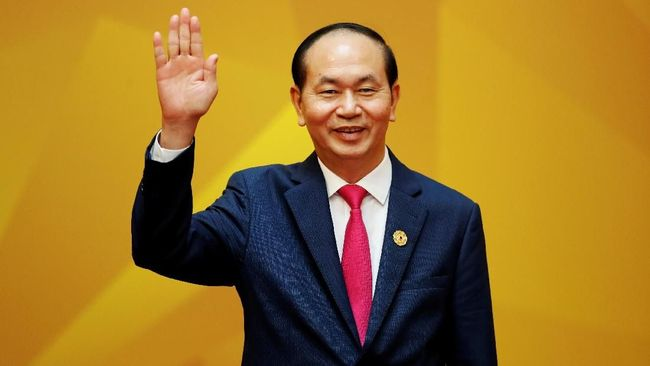 Pemerintah Vietnam menetapkan hari berkabung pada 26 September atas meninggalnya Presiden Tran Dai Quang, Jumat (21/9) karena sakit.