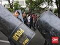 Pelesetan Lagu Potong Bebek Angsa Menggema di Relawan Prabowo