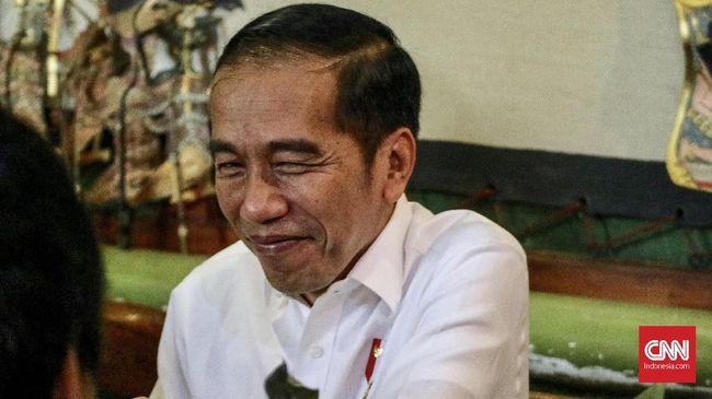 Melalui meme berwajah Jokowi, HBO memberikan respons atas pidato sang presiden yang menganalogikan kondisi ekonomi dengan 'Game of Thrones'.