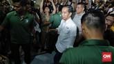 KPU telah mengundi nomor urut capres dan cawapres pemilu 2019. Jokowi-Ma'ruf mendapat nomor urut satu, sementara Prabowo-Sandiaga mendapat nomor urut dua.