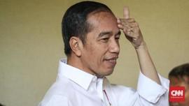 Jokowi Sindir Hobi Impor Ibu-ibu Bikin Neraca Dagang Defisit