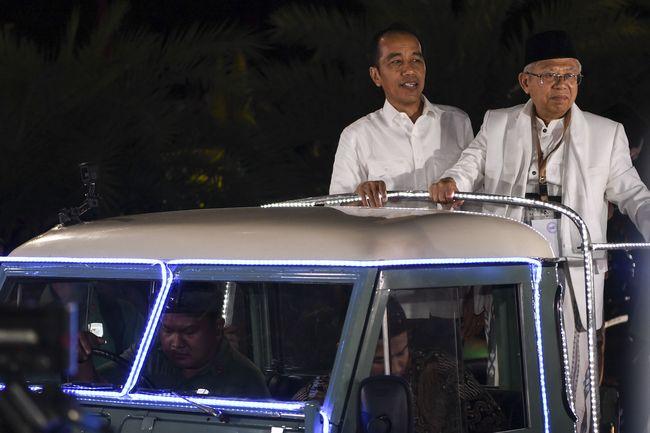 PKB Sebut Target Jokowi Minimal 55 Persen Suara di Pilpres