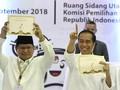 KPU Ingatkan Paslon Tak Singgung SARA di Debat Capres Perdana