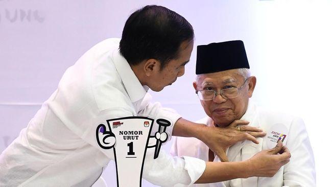Dibanding Ma'ruf Amin, TKN menilai Jokowi sebagai capres petahana sudah ada memori dan bahan untuk menghadapi debat pilpres 2019 Kamis mendatang.