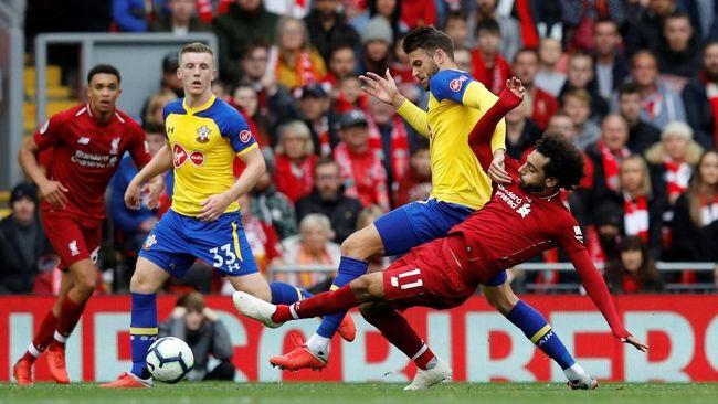 Setelah kemenangan atas Tottenham yang diwarnai keberuntungan, Liverpool harus bisa meningkatkan kinerja lini depan saat melawan Southampton di Liga Inggris.
