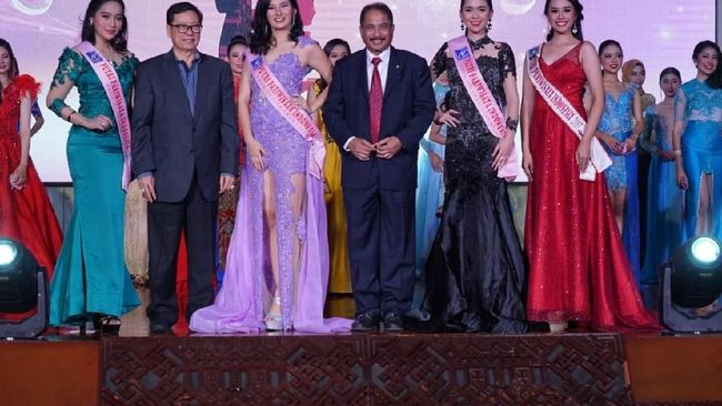 Putri Pariwisata Indonesia (PPI) siap membantu mempromosikan pariwisata Indonesia dengan membentuk Generasi Pesona Indonesia (GenPI).