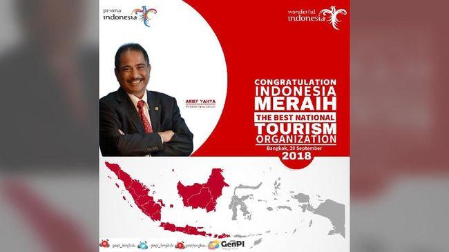 Industri pariwisata telah menjadi sektor idola di Indonesia, karena memiliki banyak keunggulan serta menjadi salah satu penyumbang peningkatan ekonomi terbesar.