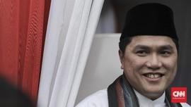 Erick Dipanggil Jokowi, Saham Mahaka Media Melesat Siang Ini