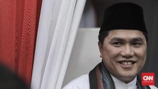Erick Tohir Bantah Beli Saham VIVA usai Jual Inter Milan