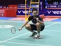 Ginting Lolos, Kans All Indonesian Final di Australia Terbuka