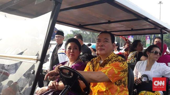 Tommy Soeharto meminta majelis hakim PTUN Jakarta membatalkan SK Yasonna yang mengesahkan kepengurusan Partai Berkarya di bawah pimpinan Muchdi PR.