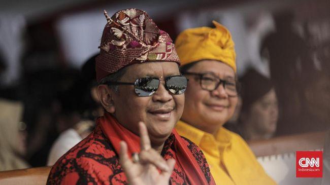 Hasto Sebut Prabowo Tak Mampu Bereskan Kader Korup Gerindra