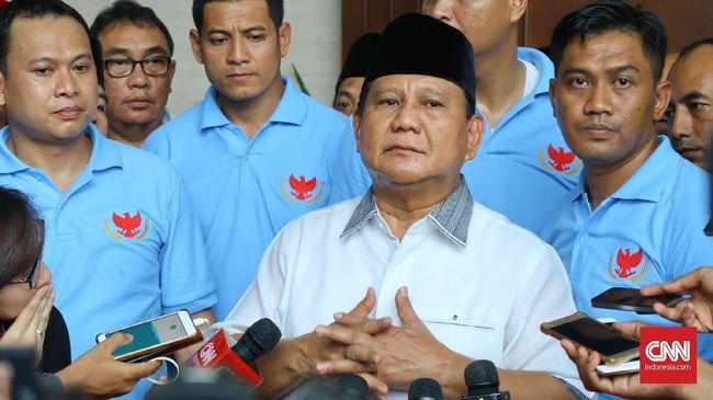 Polisi Pertimbangkan Periksa Prabowo soal Hoaks Ratna