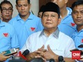 Ma'ruf Nilai Prabowo Contoh Pemimpin yang Pesimistis
