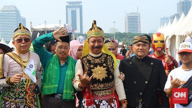 Ketua Umum PPP Romahurmuziy menyerukan kepada kadernya di seluruh Indonesia untuk menggunakan strategi perang infanteri atau serangan darat jelang pencoblosan.