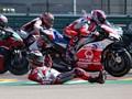 Lorenzo Ancam Marquez Usai Insiden di MotoGP Aragon