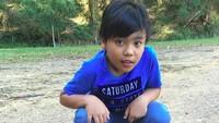 <p>Abang Nathan yang nggak kalah ganteng dari ayahnya nih. (Foto: Instagram/ @enricotambunan) </p>