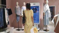 Ruang Ganti Virtual Bikin Belanja Pakaian Lebih Menyenangkan