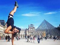 ce992a88 a337 4d89 b9ac a286e3f776ee - Kasihan, Traveler Difabel Ini Dilarang Naik Menara Eiffel