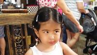 <p>Si kecil Eleanor yang akrab disapa Enoy tahun ini genap berumur 4 tahun. (Foto: Instagram/ @bams_1606)</p>