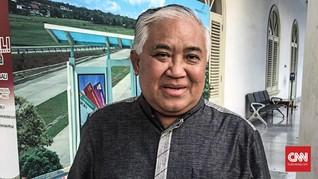 Din Syamsuddin Akui Akun Twitter Miliknya 'Dibajak'
