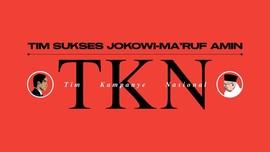 INFOGRAFIS: Daftar Tim Kampanye Jokowi-Ma'ruf