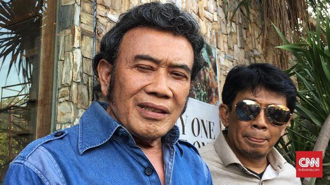 Rhoma Irama menuding RUU Penghapusan Kekerasan Seksual akan melegalisasi zina. RUU itu, menurut Rhoma, kemungkinan disahkan bila Jokowi menang Pilpres 2019.