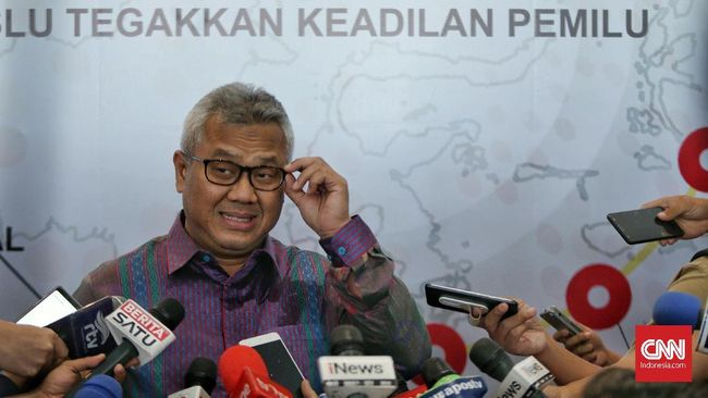 Tiket Mahal, KPU Tak Lantik Komisioner Jatim di Jakarta