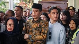 Gibran Pastikan Jokowi Tak Mudik ke Solo Tahun Ini
