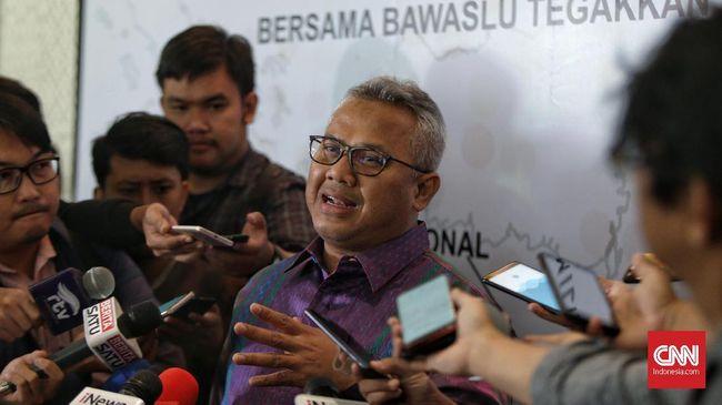Ketua KPU Arief Budiman meminta DKPP untuk menolak gugatan Ketua Umum Parta Hanura OSO karena putusan soal pembatalan pencalegannya sudah sesuai aturan.