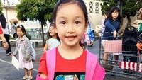 Ini saat Malea mendapat penghargaan 'star of the week' di sekolahnya. Malea memang anak berbakat! (Foto: Instagram/maleaemma)