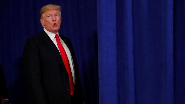 Hasil Survei Sebut Trump Biang Kisruh Pemerintah AS Tutup